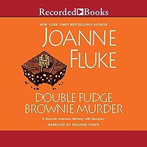 Double Fudge Brownie Murder Audiobook