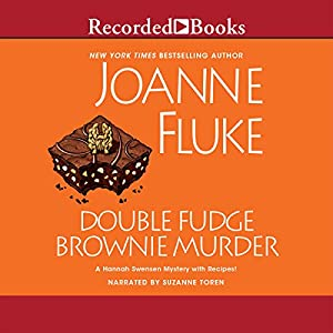 Double Fudge Brownie Murder Hörbuch