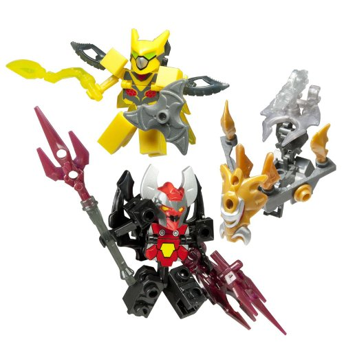 Ionix Tenkai Knights - Action Pack 10503 (Vilius/Sho/Lydendor) - 1