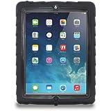 Gumdrop Cases Drop Tech Series Case for Apple iPad 2- Black-Black
