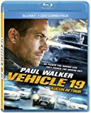 Vehicle 19 [Blu-ray + DVD] (Bilingual)