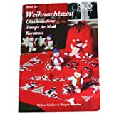 img - for Rico Design Christmastime 23 Embroidery Ideas by Margrit Scharlan (Band, 20) book / textbook / text book