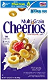 Multi Grain Cheerios Cereal, 16.2 Ounce (Pack of 4)