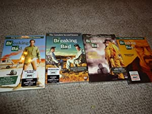 Breaking Bad - The Complete Seasons 1-4 from Sony