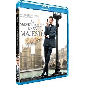 Au service secret de Sa Majesté [Blu-ray]