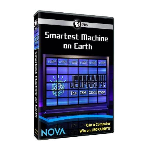 Pbs Nova The Smartest Machine On Earth Dvd