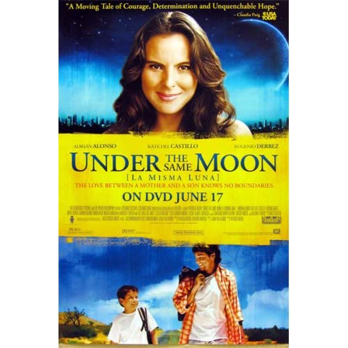 Amazon.com: Under the Same Moon (Bajo la Misma Luna)Movie Poster 27 X