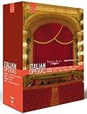 ITALIAN OPERAS: Rossini: The Barber of Seville, Verdi: La Traviata, Puccini: Tosca, Cilea: Adriana Lecouvreur - LIMITED EDITION [DVD] [2009] [NTSC]