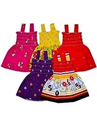 5 pack of summer dresses kids