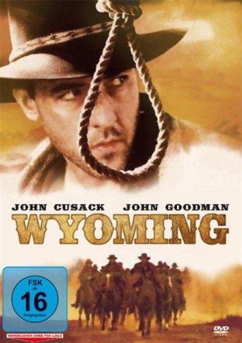 Wyoming - Reiter auf verbrannter Erde (DVD)