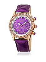 August Steiner Reloj de cuarzo Woman AS8018PU 39 mm