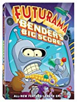"Cover of ""Futurama - Bender's Big Score"""