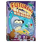 Futurama Movie: Benders Big Scoreby David X. Cohen