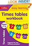 Times Tables Workbook Ages 7-11: New...