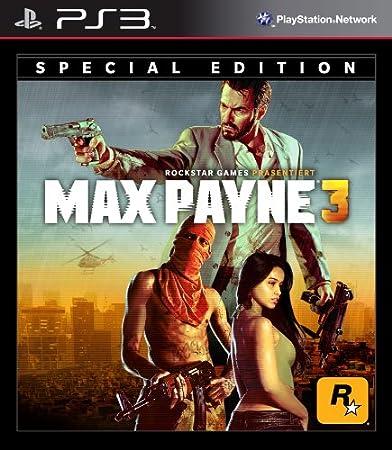 Rockstar Games Max Payne 3 - Juego (PS3, PlayStation 3, Acción, M (Maduro))