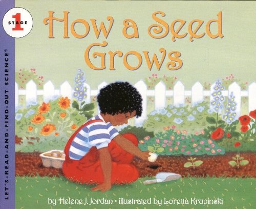 {Gardening Books for Kids}