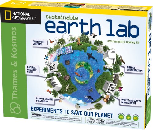 Thames & Kosmos Alternative Energy and Environmental Science Sustainable Earth Lab (Energy Lab compare prices)