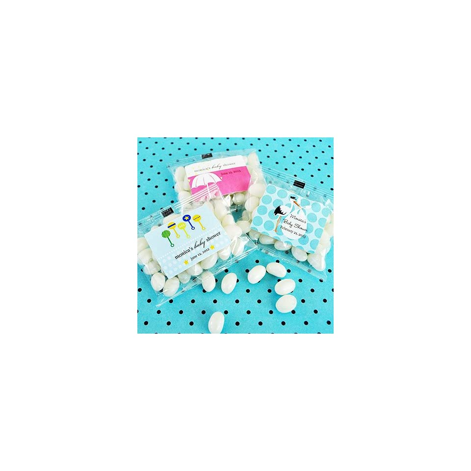 Baby Elite Personalized Jelly Bean Packs