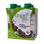 Orgain Chocolate Organic Nutritional Shake - 11 oz
