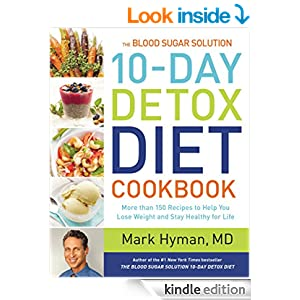 Dr. Mark Hyman Discusses the 10 Day Detox Diet Cookbook