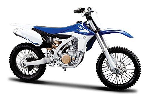 2013-Yamaha-YZ450F-Maisto-20-13021-Blau-Wei-112-Die-Cast