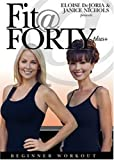 Fit at Forty Plus: Beginner Pilates Workout [DVD] [Import]