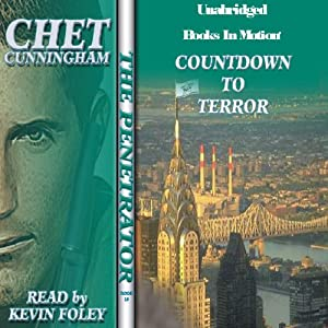 Countdown To Terror: The Penetrator Series Book 18 | [Chet Cunningham]