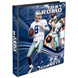 Perfect Timing Turner Dallas Cowboys Tony Romo 3 Ring Binder, 1-Inch (8180262) Amazon.com