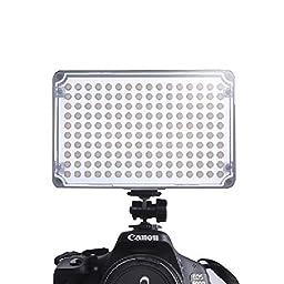 Aputure Amaran AL-H160 CRI95+ LED Camera Video Light On Camera LED Light