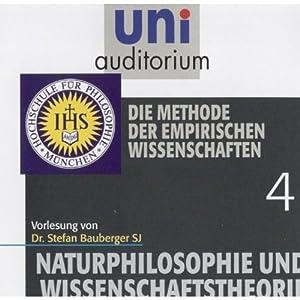 Die Methode der empirischen Wissenschaften (Uni-Auditorium) Hörbuch