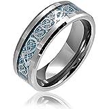 bling jewelry tungsten celtic wedding blmjc