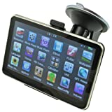 "Globle US 5"" Car GPS Navigation Sat Nav Built-in 4GB 64MB RAM WinCE 6.0 FM Mp3 MP4 --US gap"