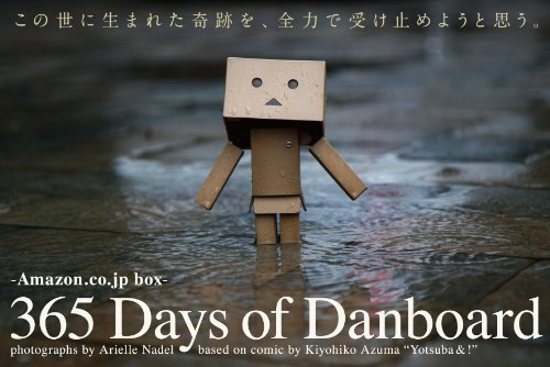 365 Days of Danboard -Amazon.co.jp box-