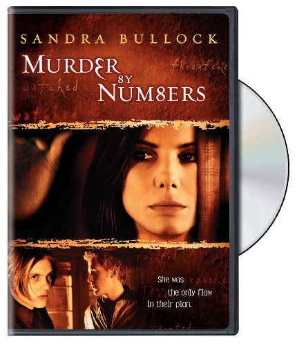 Murder by Numbers (Full Frame, Subtitled, Dolby, AC-3, Repackaged)