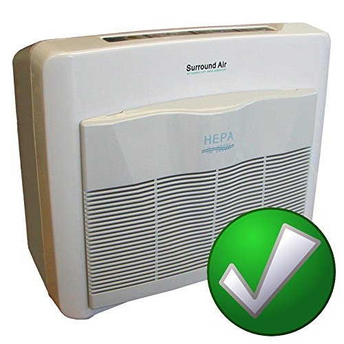 Surround Air Multi-Tech Air Purifier XJ-3000C Air Purifier NEW (Hepa Filter Wall Mount compare prices)