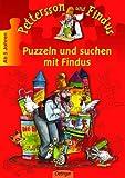 Pettersson und Findus. Puzzeln und suchen mit Findus: Beschäftigungsheft