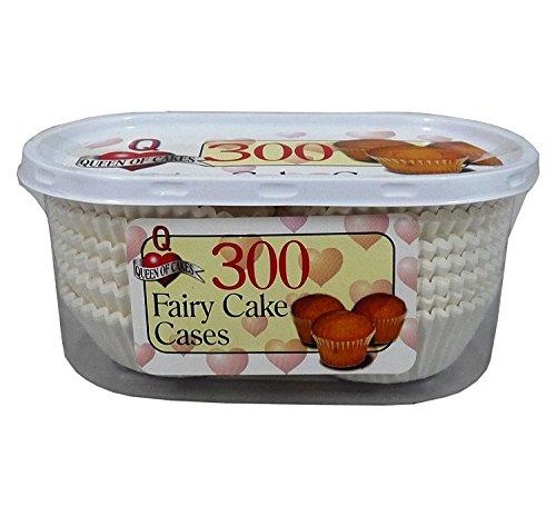 600Fairy Cake casi/2confezioni da 300