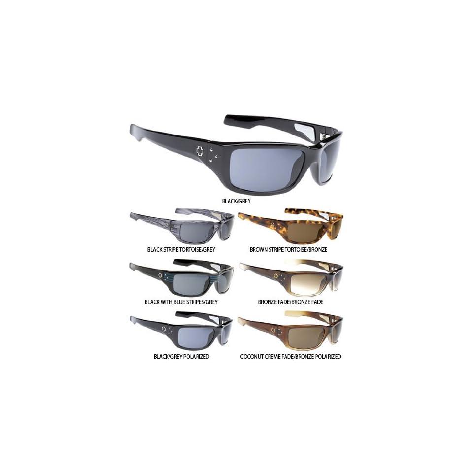 16497f585d Spy Nolen Sunglasses Spy Optic Steady Series Casual Eyewear Color  Black Grey