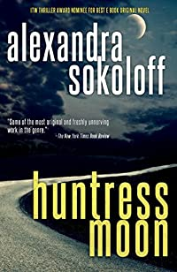 Huntress Moon by Alexandra Sokoloff ebook deal