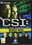 CSI: Crime Scene Investigation - Deadly Intent (PC DVD)