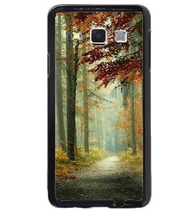 Printvisa Natures Beauty Back Case Cover for Samsung Galaxy E7::Samsung Galaxy E7 E700F