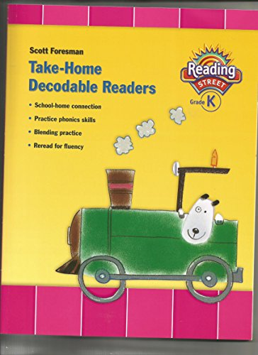 READING 2007 TAKE-HOME DECODABLE READERS GRADE K