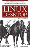 img - for Linux Desktop Pocket Guide 1st edition by Brickner, David (2005) Paperback book / textbook / text book