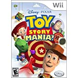 Toy Story Mania For Nintendo Wii