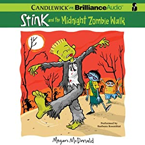 Stink and the Midnight Zombie Walk | [Megan McDonald]