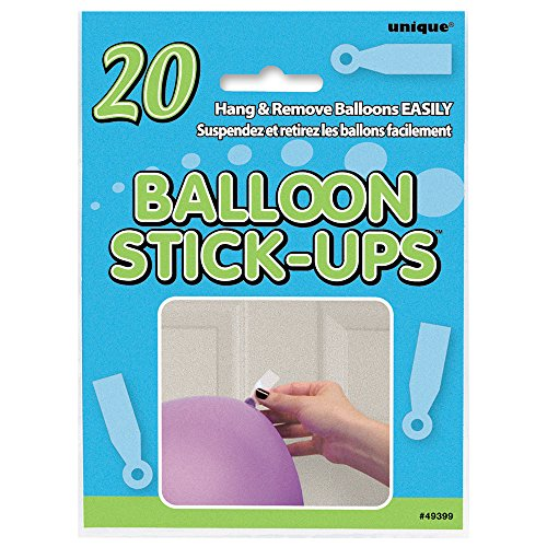 Balloon Stick-Ups, 20ct