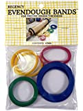 Regency Wraps Evendough Bands Rolling Pin Rings, Multicolored
