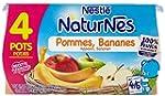 Nestl� B�b� Naturnes Pommes Bananes -...