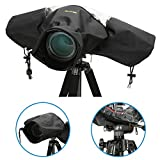 iKross Professional Camera Protector Rain Cover Rainproof for DSLR SLR Cameras