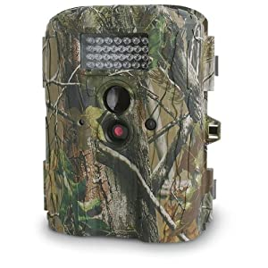 Moultrie I35 Game Spy 4 Megapixel Digital Infrared Game Camera, Camo